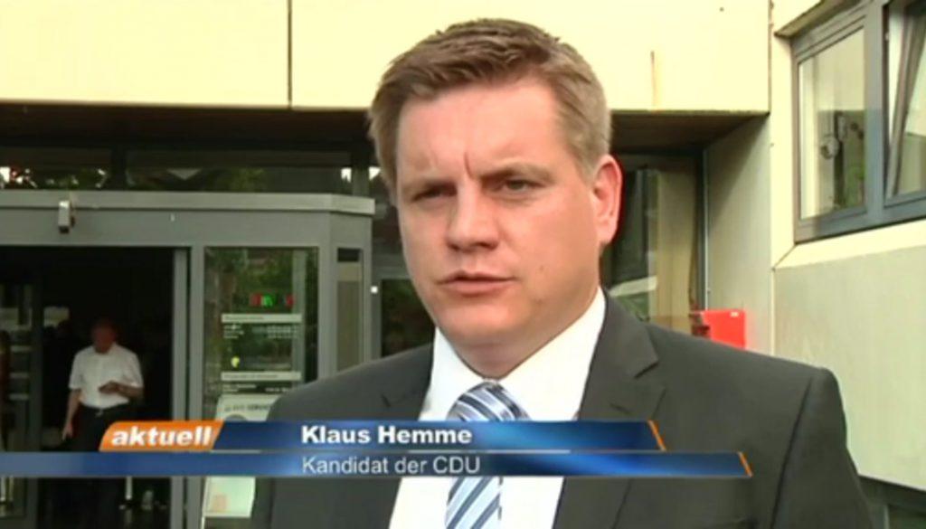 Bürgermeisterwahl Emsbüren - Interview mit Klaus Hemme