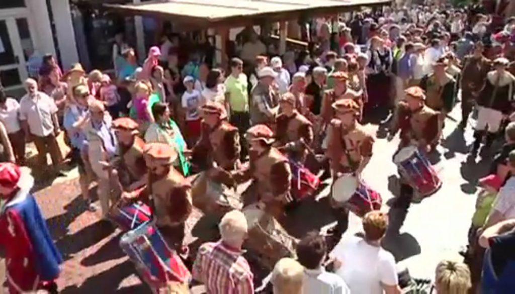 Erste Impressionen vom Kivelingsfest