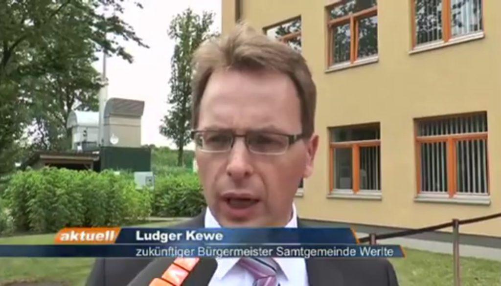 Niederländisches Königspaar besucht Werlte