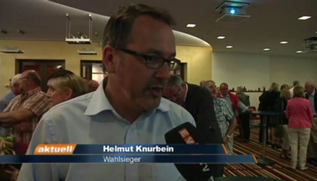 Bürgermeisterwahl Meppen: Interview mit Helmut Knurbein