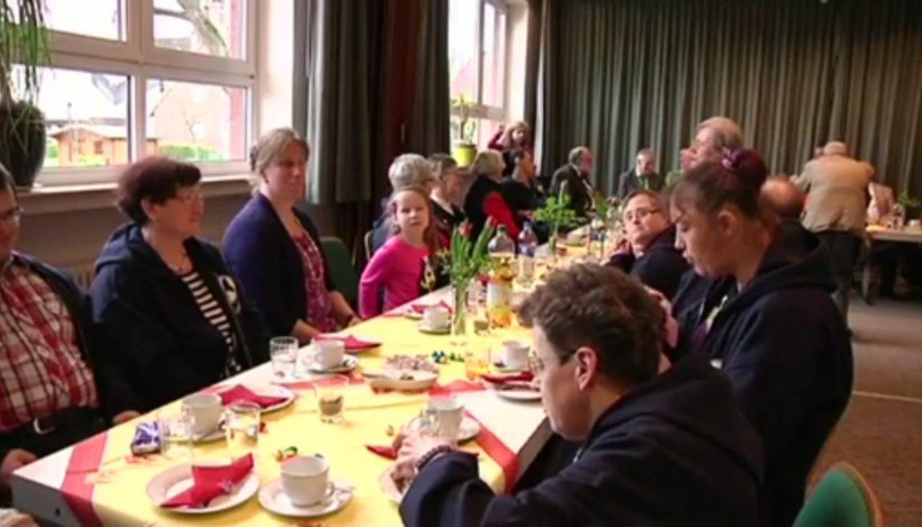Sozialministerin zu Gast in Baccum