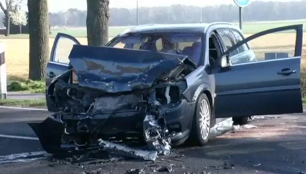 Sieben Verletzte bei Unfall in Nordhorn