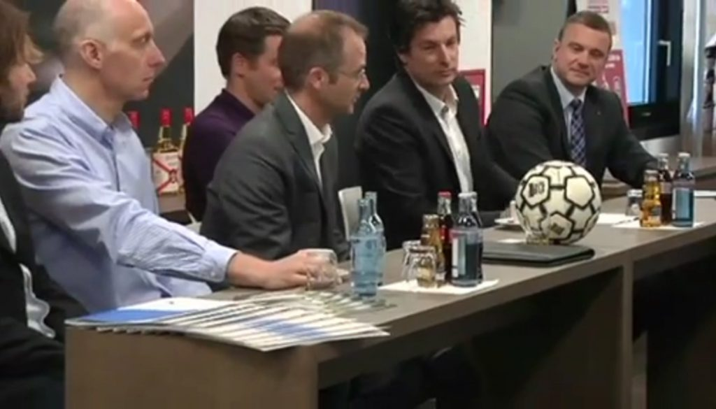 Budenzauber - Ehemalige Fussball-Profis kommen ins Emsland