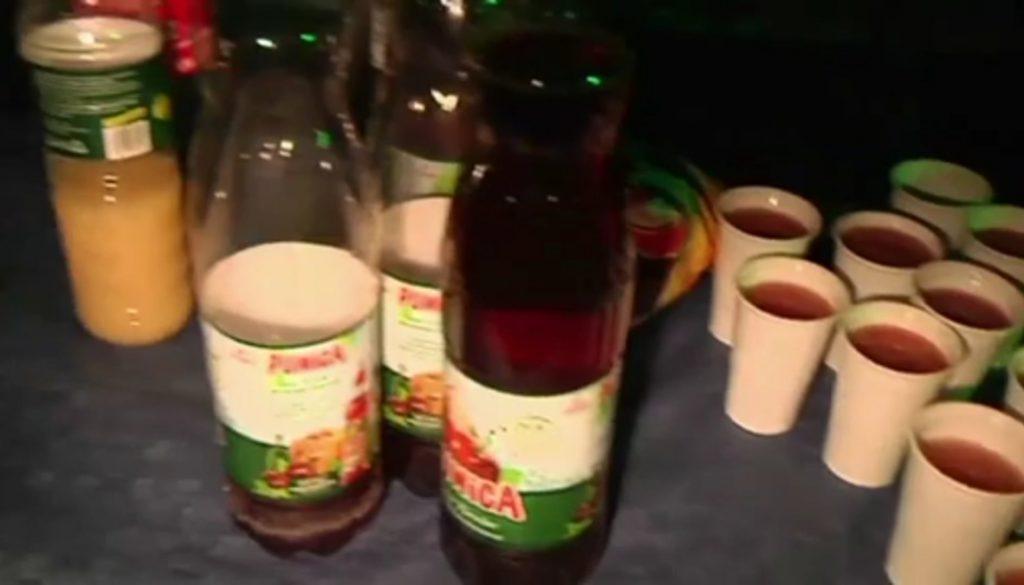 Fresh-Drink-Party im Lise-Meitner-Gymnasium Neuenhaus