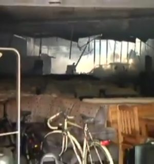 Brandstiftung in Papenburg