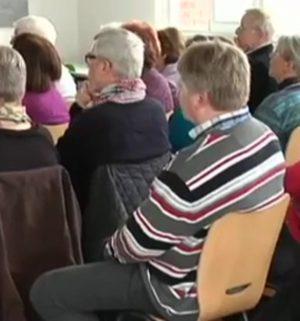 Podiumsdiskussion zum Thema Organspende