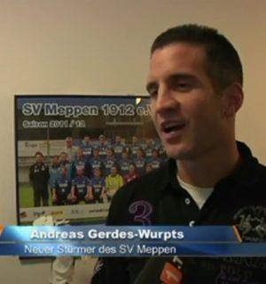 Neuer Stürmer für den SV Meppen