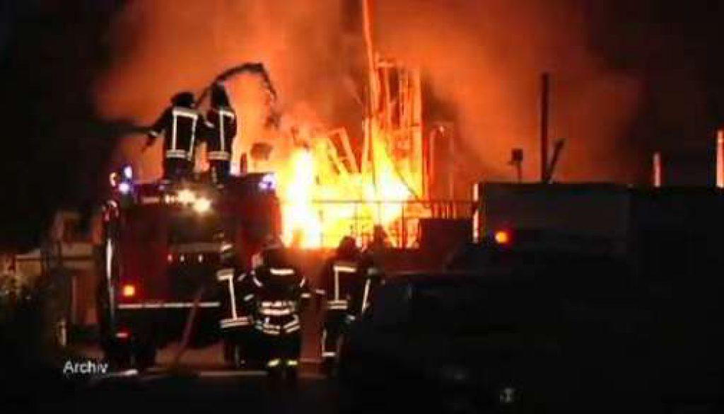 Arbeiter verstirbt nach Gasexplosion