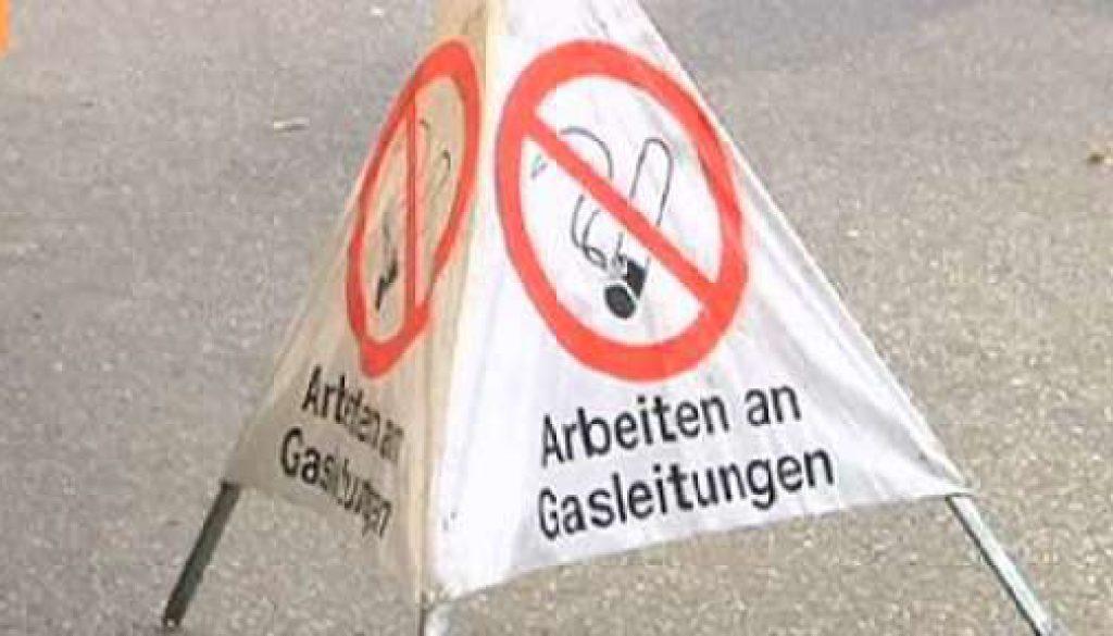 Zeitweise Explosionsgefahr - Gasaustritt in Meppen