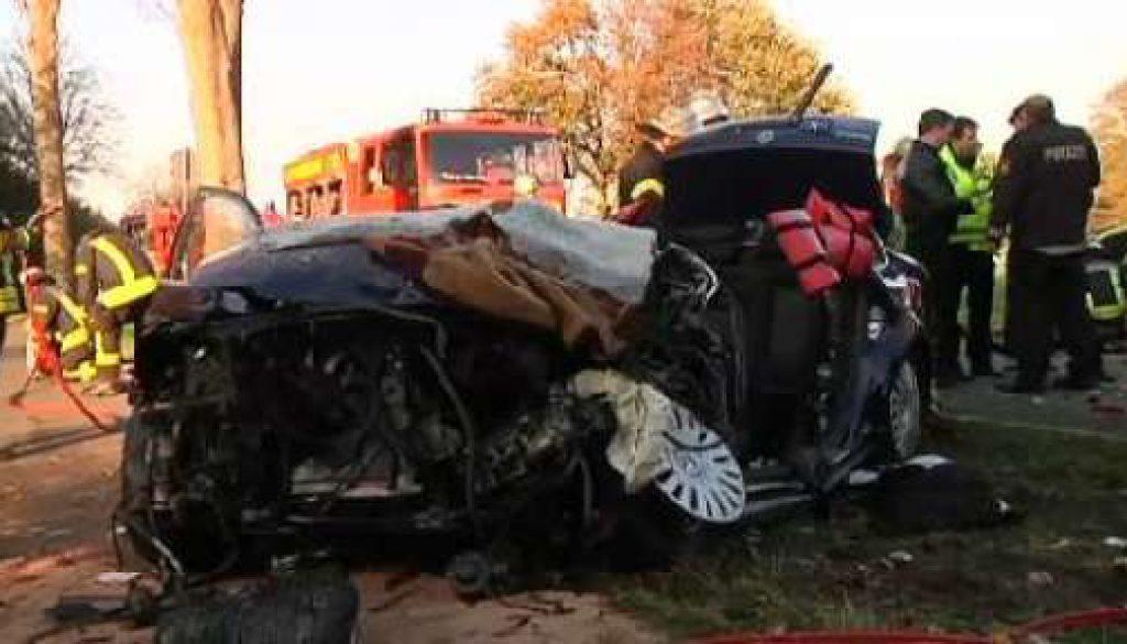 Tragischer Unfall in Nordhorn
