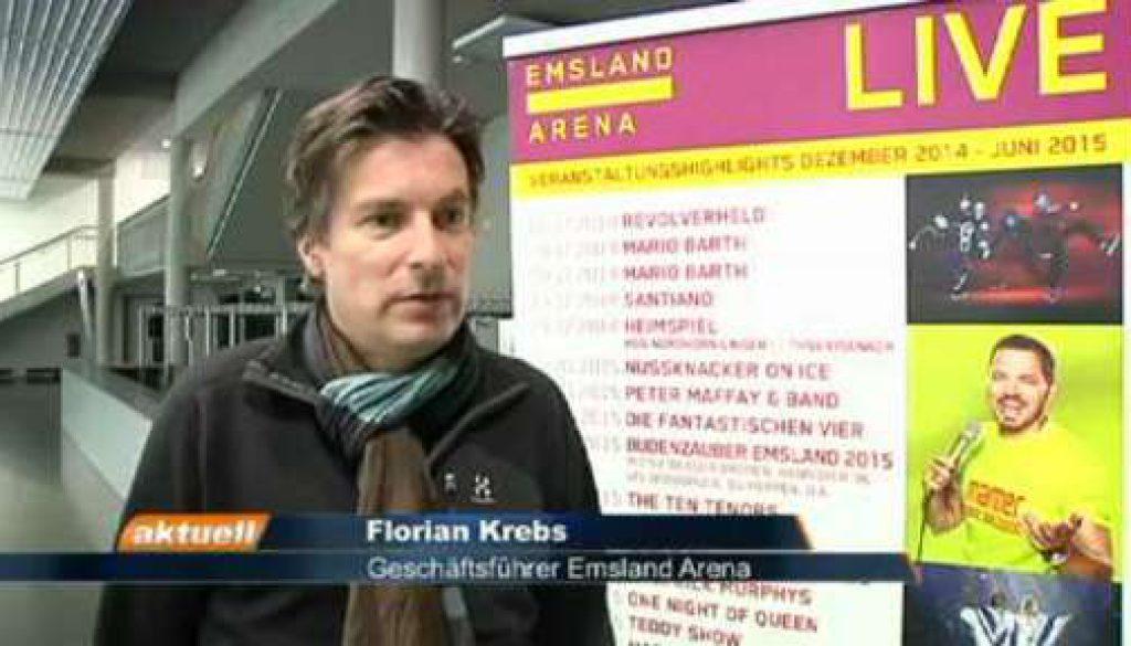 Ein Jahr Emsland Arena