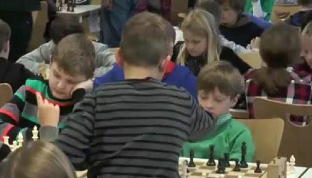 Schüler-Schachmeisterschaft in Aschendorf