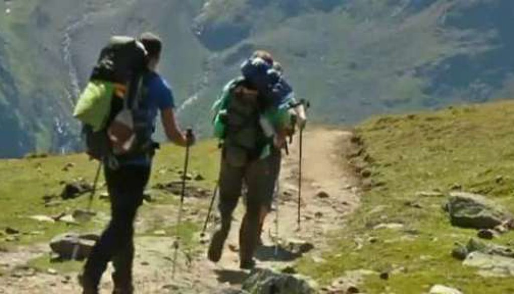 Der Talk - Alpenüberquerung