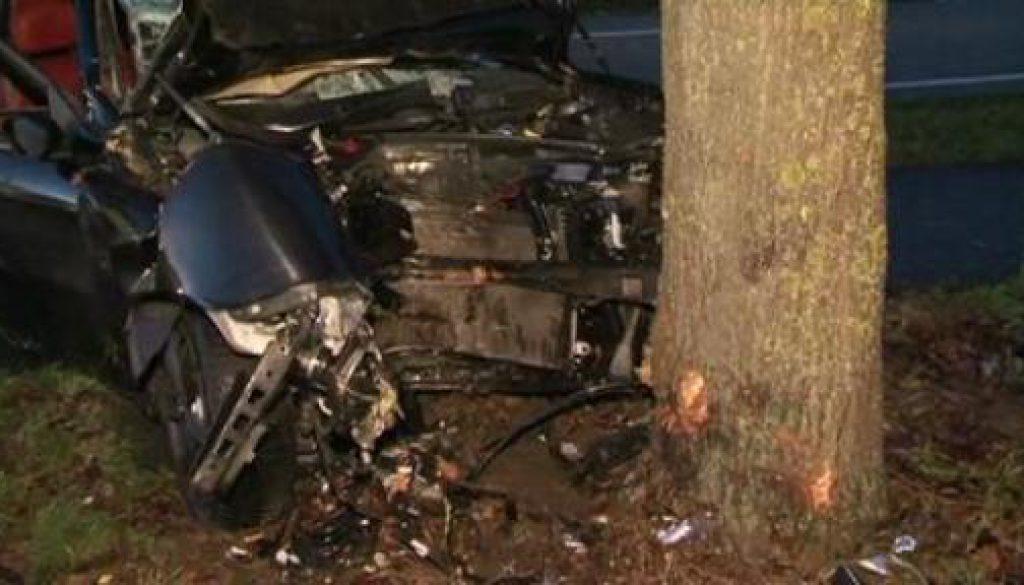 Unfall auf B70 - Fahrer schwer verletzt