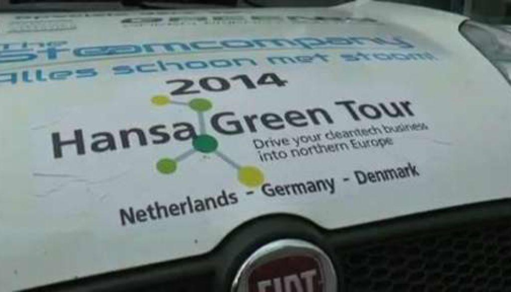 Hansa Green Tour wirbt für umweltfreundliche Fahrzeuge