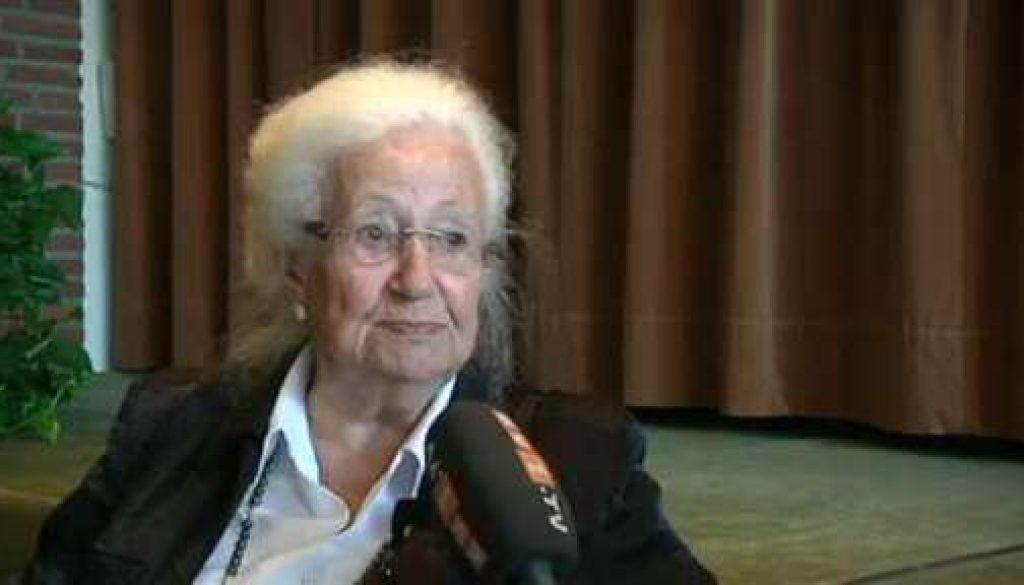 Auschwitz-Überlebende berichtet aus ihrem Leben