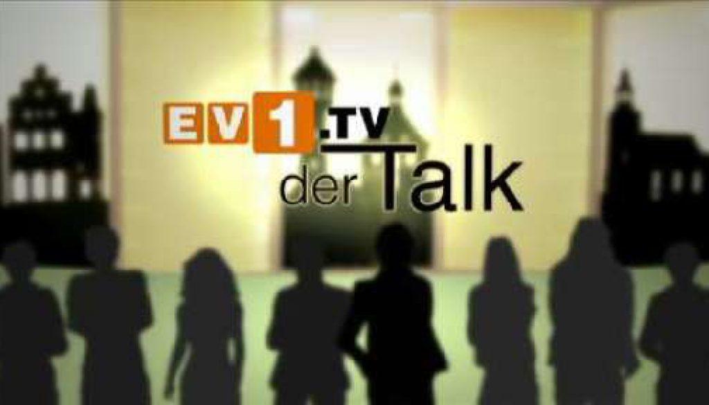 ev1.tv der Talk - GN-Redakteur Steffen Burkert spricht mit dem Historiker Dr