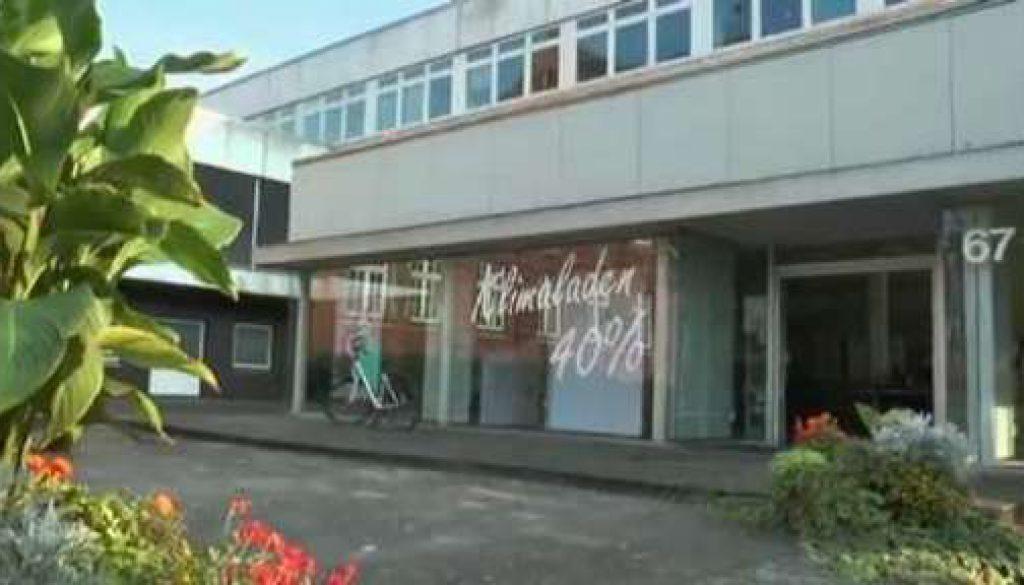 """,,Klimaladen 40%"""" in Papenburg"""