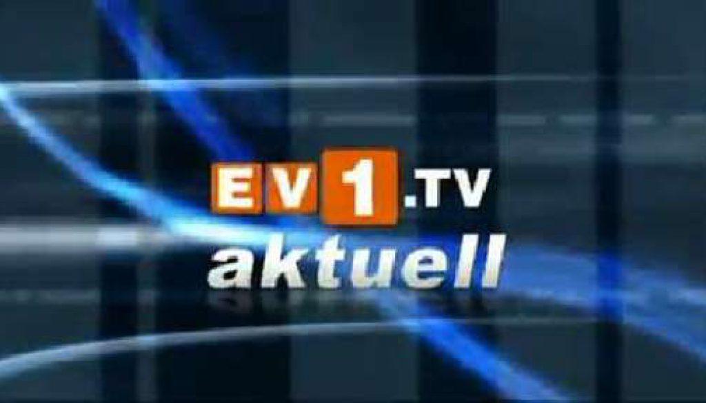 ev1.tv aktuell - Mittwoch 27