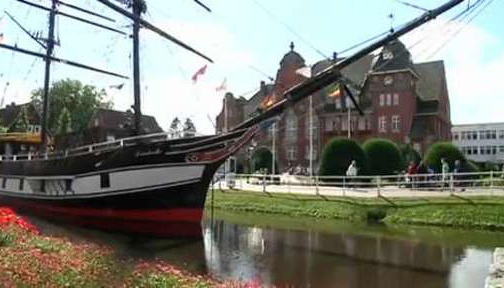 Traditionelles Hafenfest in Papenburg