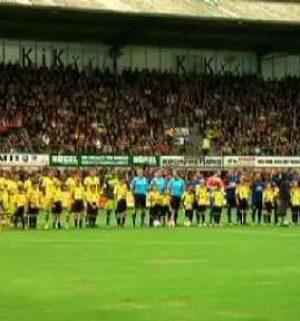 SV Meppen verliert knapp gegen Borussia Dortmund