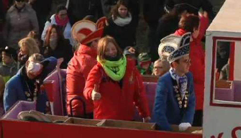 Karneval in der Region: Nordhorn
