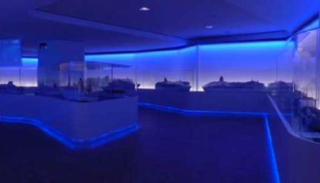 Meyer Werft eröffnet neues Besucherzentrum