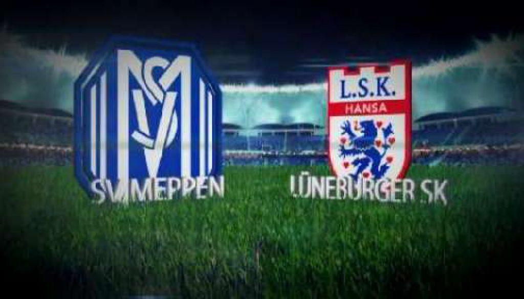 Mission DFB Pokal - Der SV Meppen vor dem Spiel des Jahres