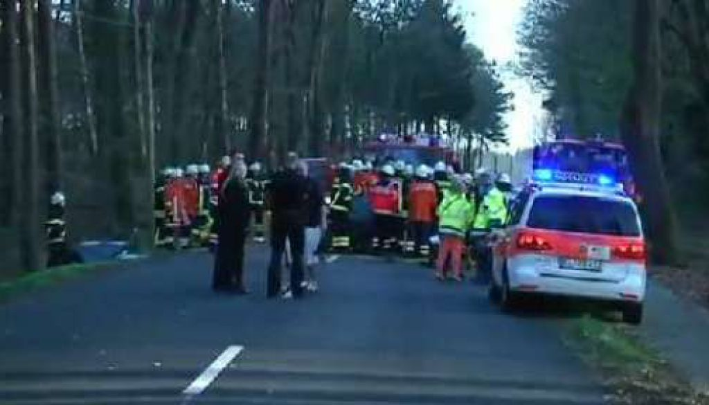 Schwerer Unfall in Lingen-Bramsche