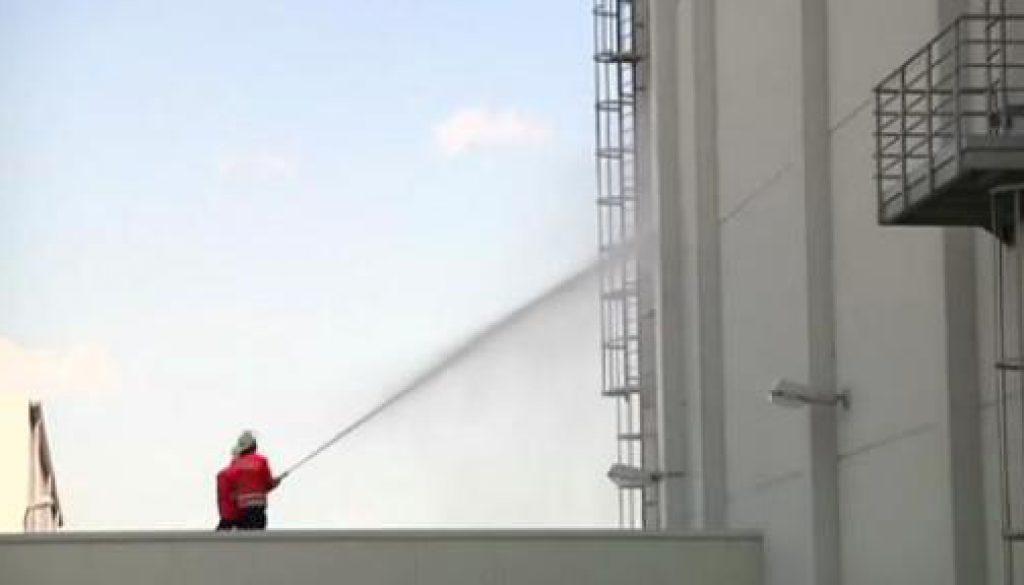 Staubexplosion in Beestener Molkerei