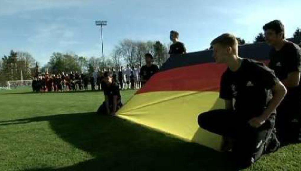 Deutschlands Fussballelite in der Grafschaft