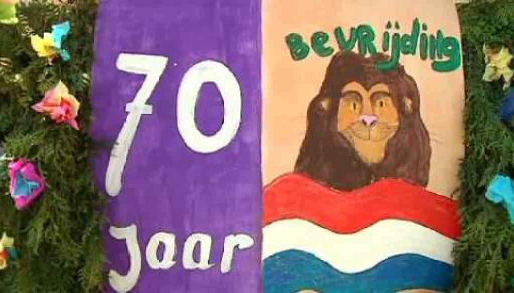 Niederländer feiern Befreiung von Nazideutschland!