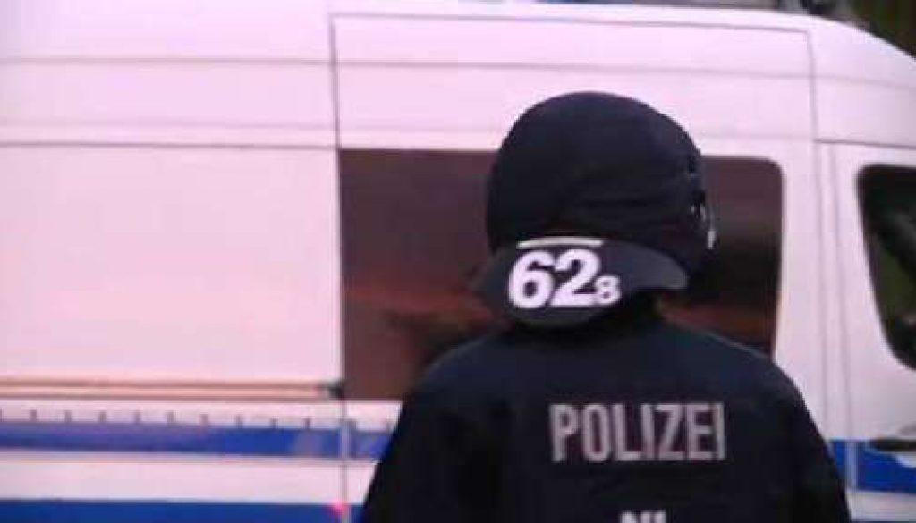 Polizei zieht positive Bilanz nach Pokalspiel