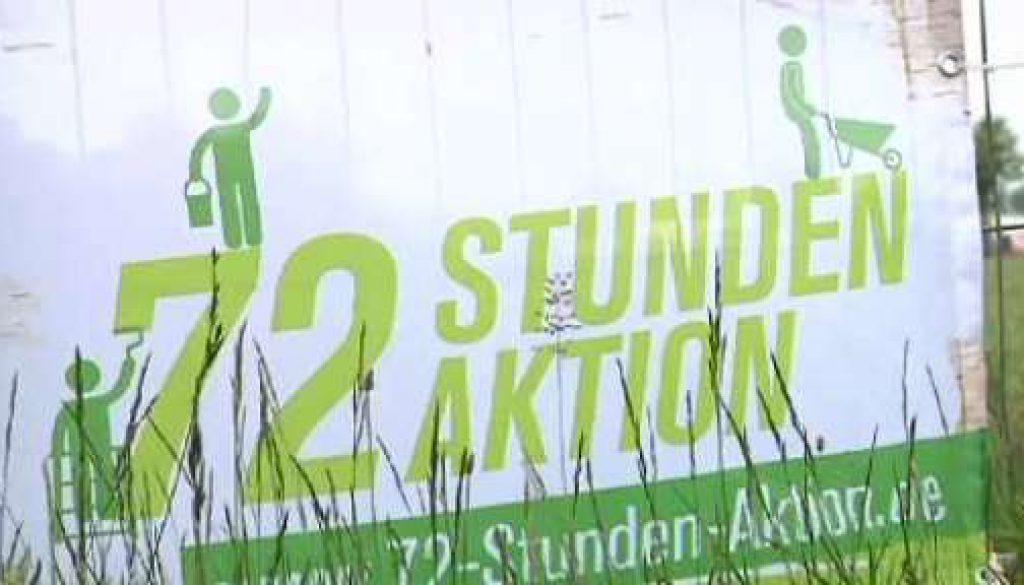 """""""Geht nich, gibt´s nich"""" - 72 Stunden Aktion gestartet"""
