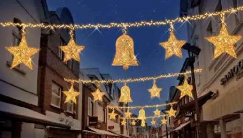 Lingen: Neue Weihnachtsbeleuchtung kostet rund 100