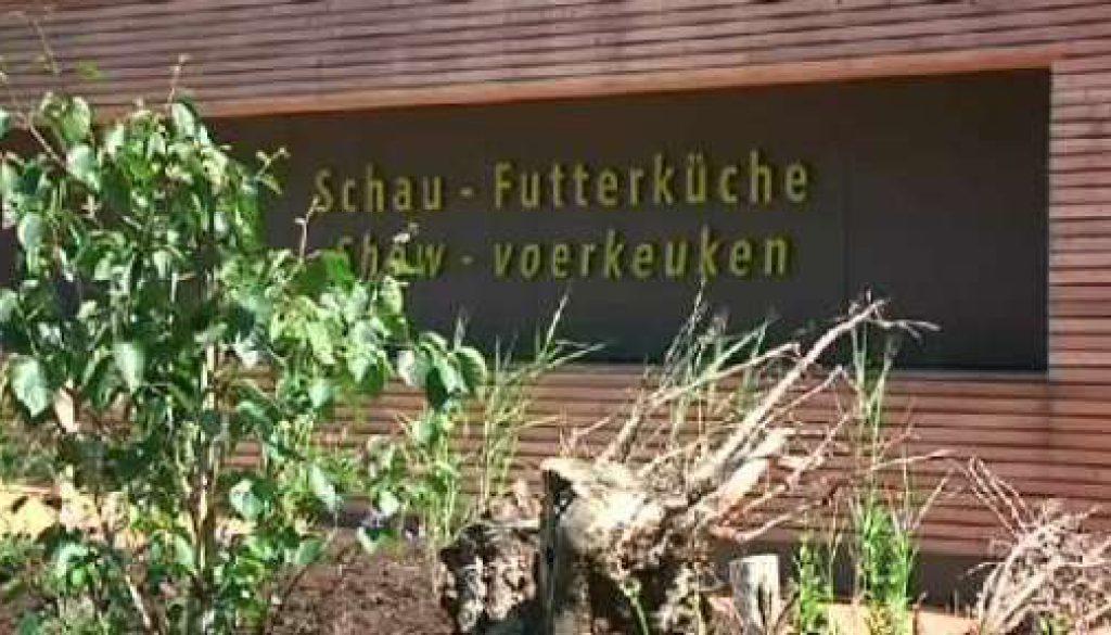Live cooking im Tierpark Nordhorn