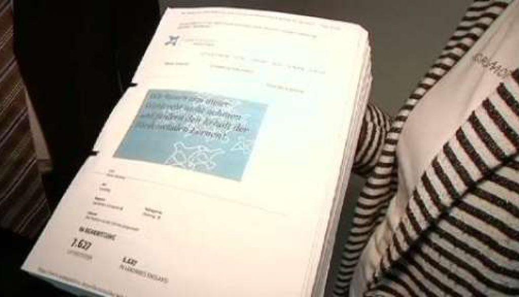 Petition zum Erhalt von Förderschulen übergeben