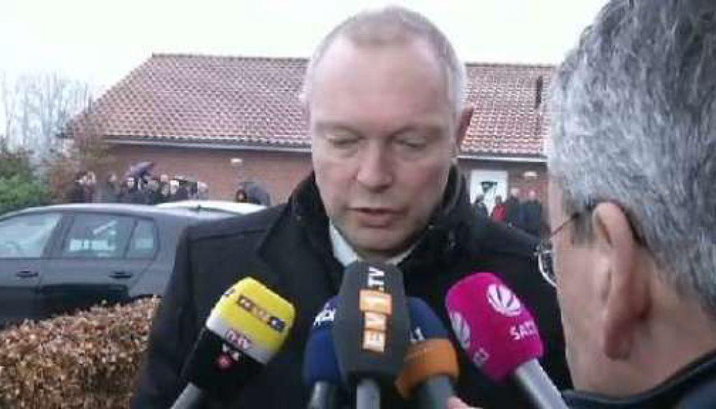 Neuenhaus trauert - Bürgermeister Oldekamp im Interview
