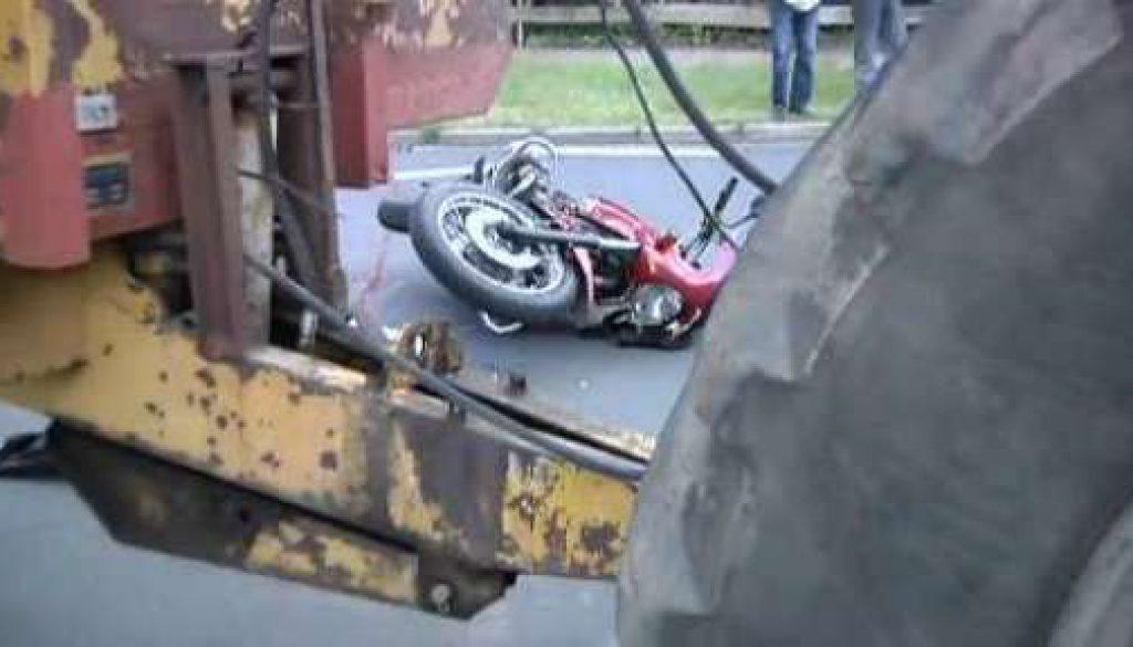 Schwerer Motorradunfall in Lingen