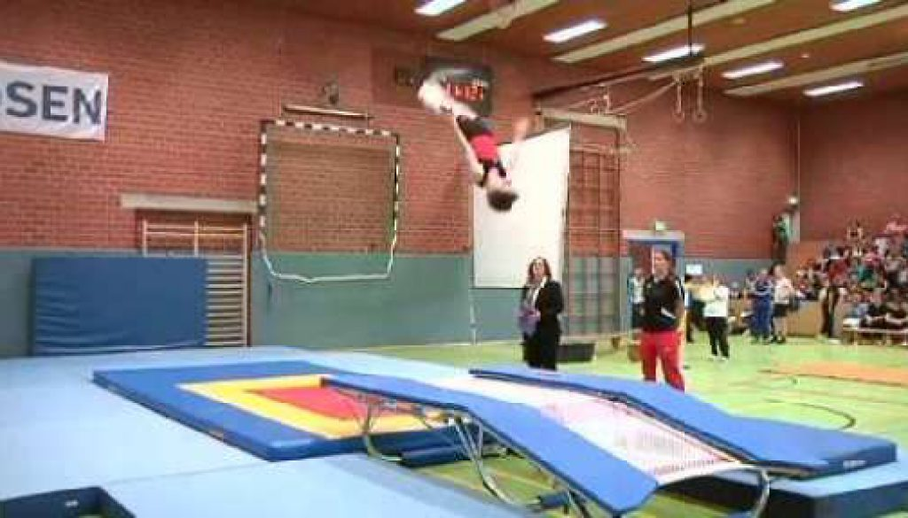 Deutsche Meisterschaften im Trampolin