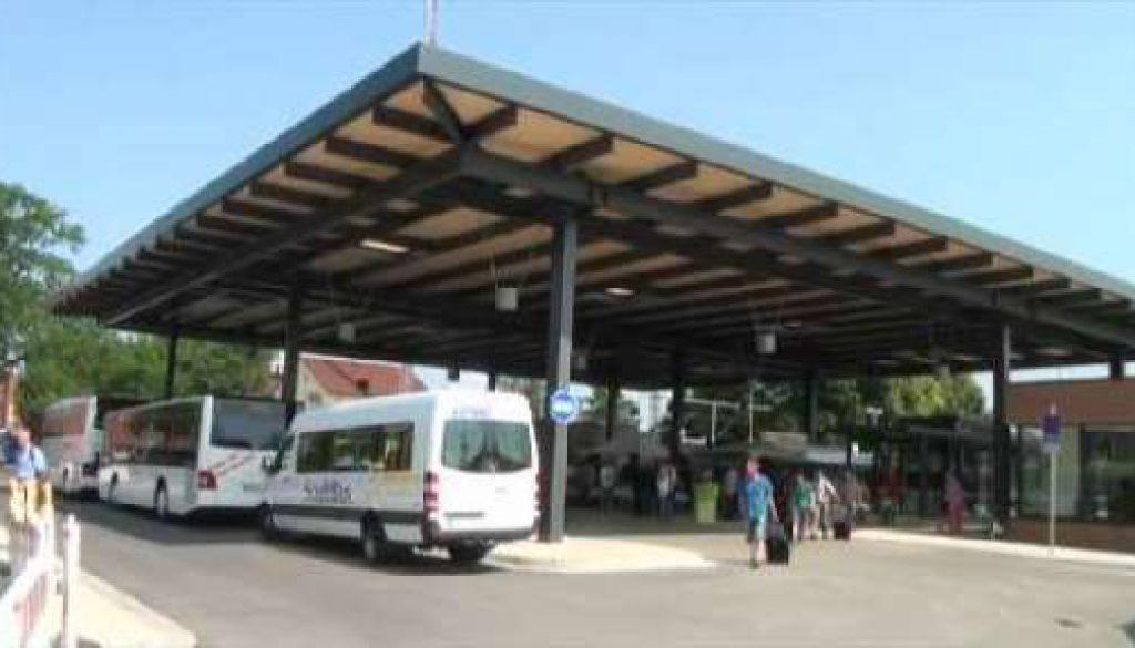 Neuer Bahnhofsvorplatz in Meppen eingeweiht