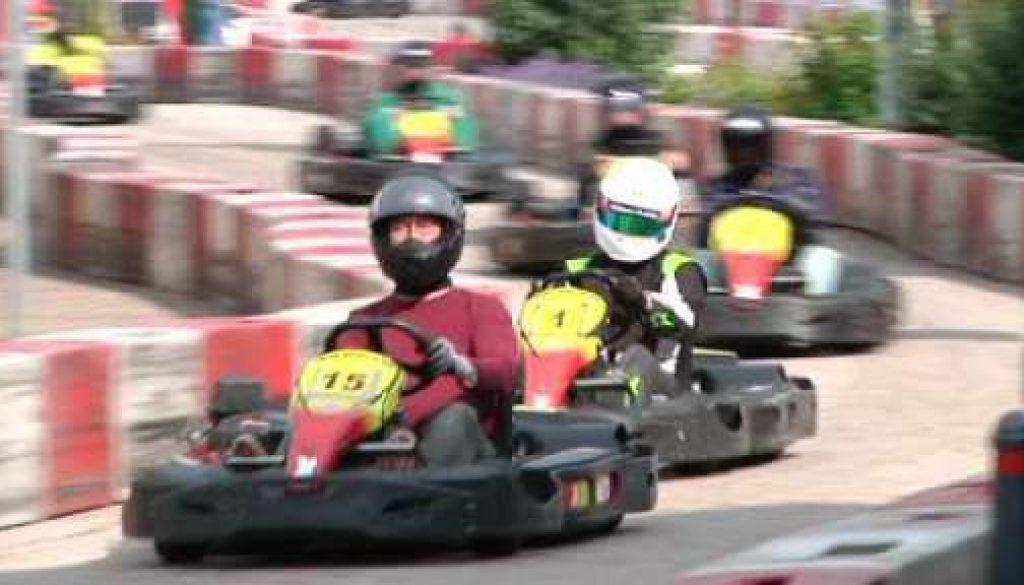 Formel 1 war gestern - Spannung pur beim Emsland Kart GP
