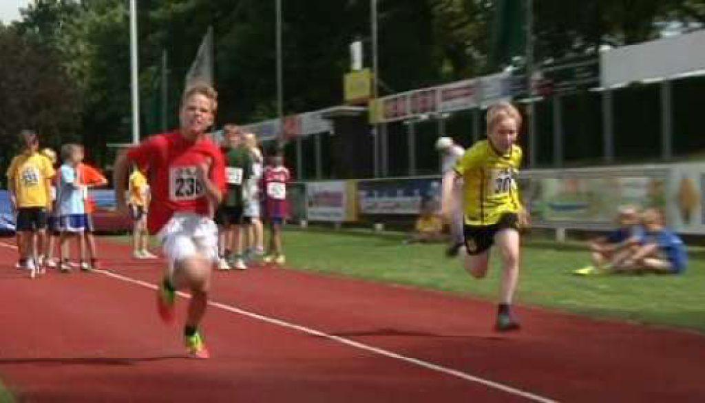 Junge Sportler glänzen beim Lingener Stadtsporfest