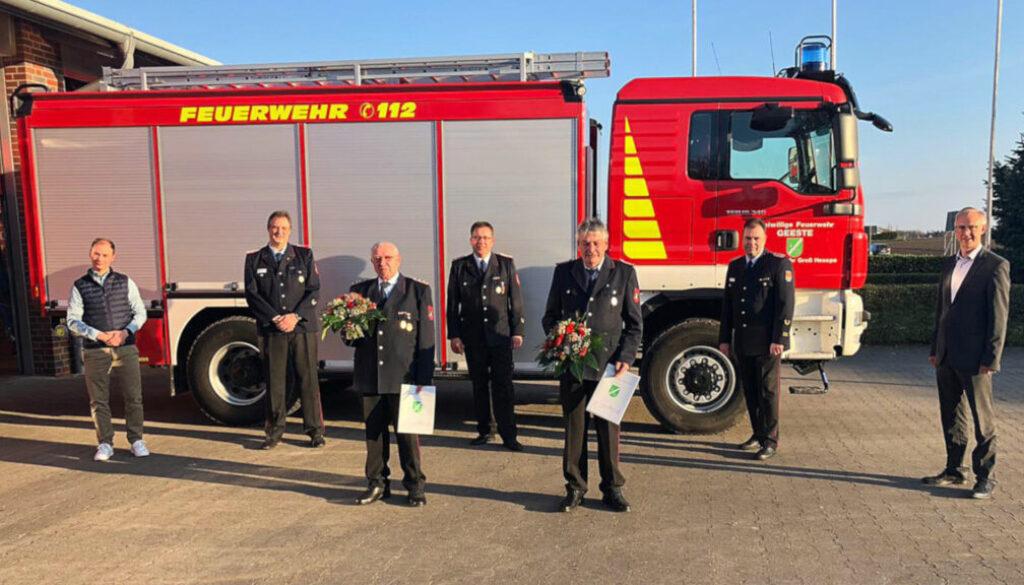75 Jahre Dienst Meppen Feuerwehr Screen_