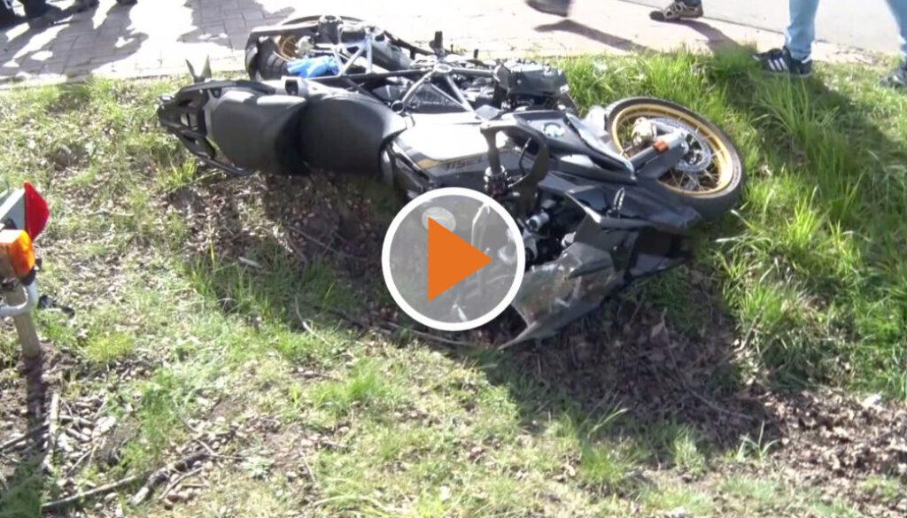 Screen_Schwerer Unfall auf der B214