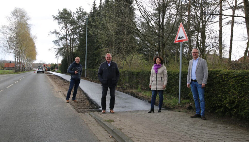screen_Radweg Tinner Weg wird erneuert