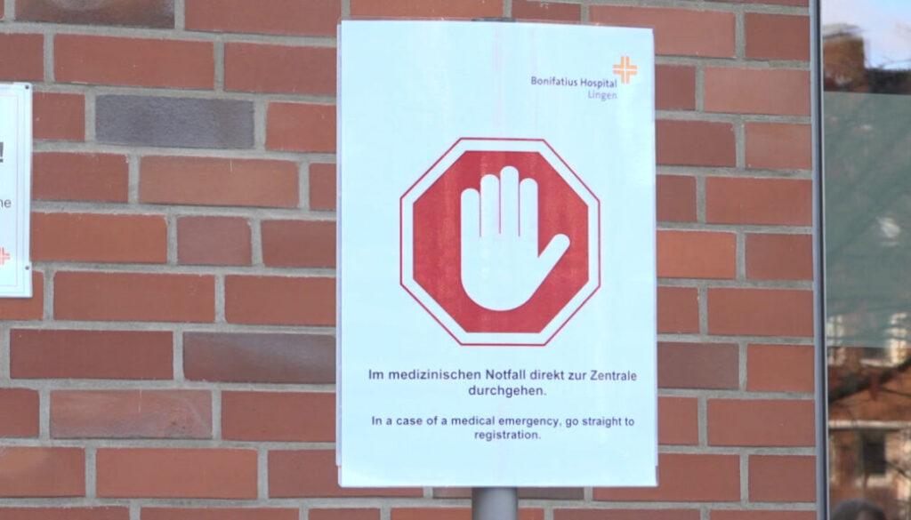 screen_besuchsverbot bonifatius hospital lingen