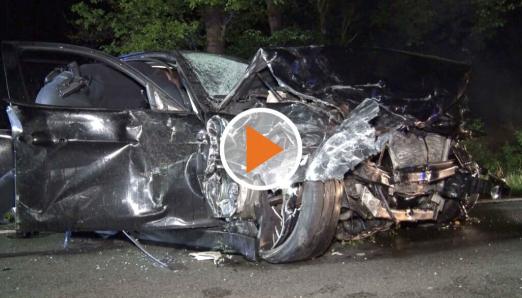 Screen_21 05 23 Videoupdate Schwerer Verkehrsunfall auf der B70