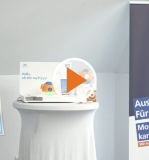 Familienfinanzen digital Playbutton