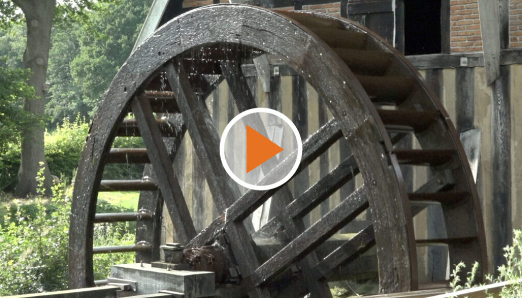 Sanierung Hüvener Mühle Playbutton